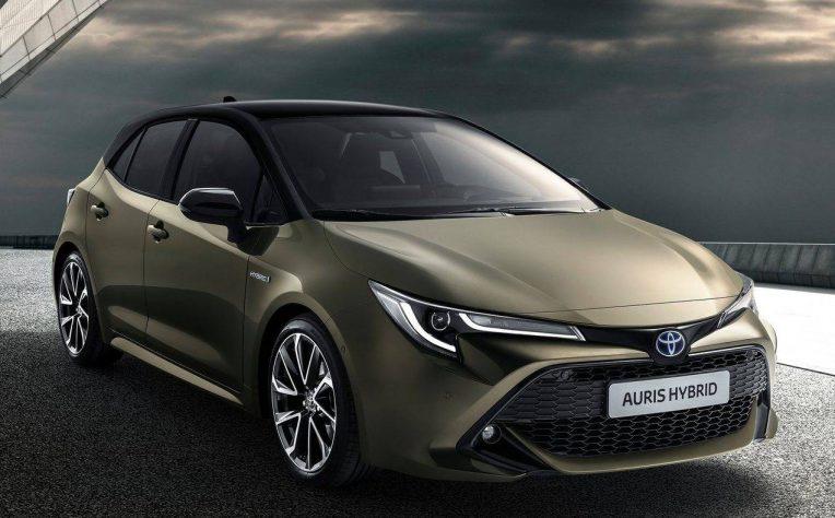 Toyota Auris Hybrid, 70 esemplari bella flotta Unilever Italia