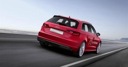A3 e-tron, novità Audi