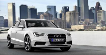 Dettaglio della Audi A3