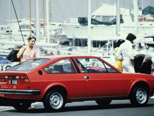 Alfasud Sprint 1.5 Veloce 1979-1983