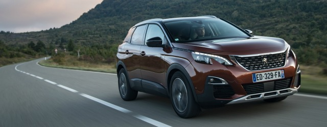 Adas Gruppo PSA nuova Peugeot 3008 2017
