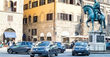 Adduma Car è il nuovo servizio di car sharing elettrico a Firenze