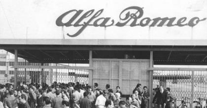 Alfa Romeo Arese stabilimento