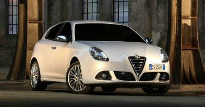 Alfa Romeo Giulietta rinnovata