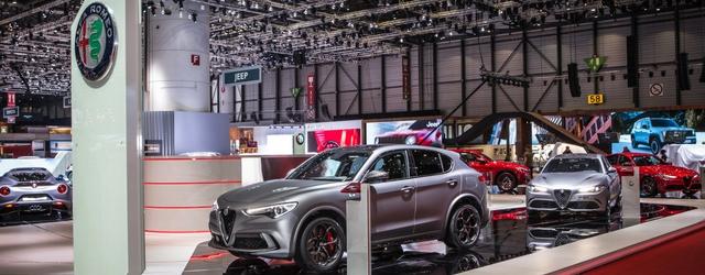 Le versioni speciali Alfa Romeo al Salone di Ginevra 2018