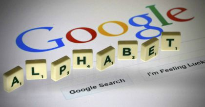 Alphabet Google 2015