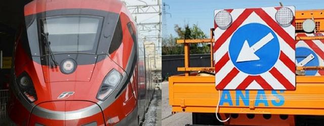 Anas-FS strade e ferrovie