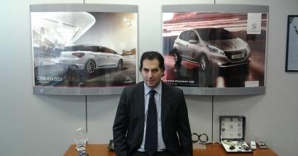 Angelo Simone, PSA Peugeot Citroën