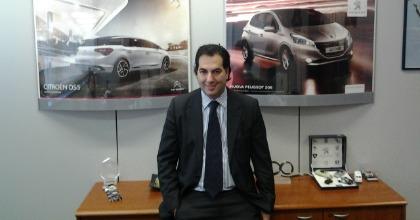 Angelo Simone, Gruppo PSA