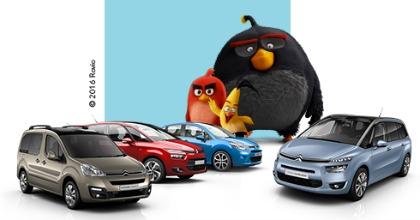 Partnership Sony Citroën