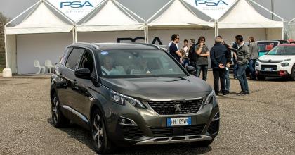 Anteprima nuova Peugeot 5008 2017