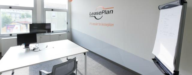 Con l'app leaseplan denuncia sinistri in tempo reale