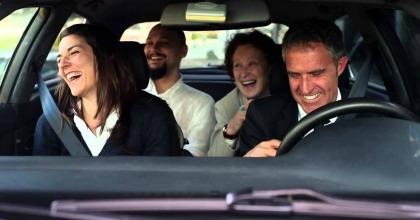 Nuova app carpooling aziendale Jojob