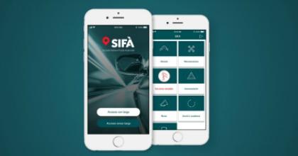 App noleggio a lungo termine Sifa