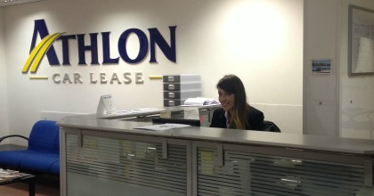 Reception Athlon Car Lease
