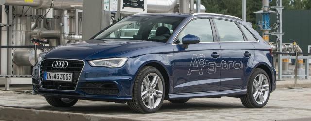 Audi A3 Sportback g tron, metano per le flotte aziendali