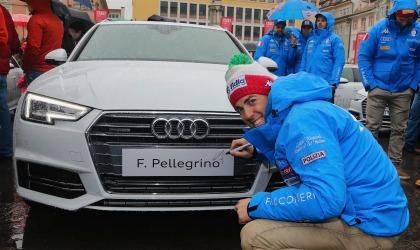 Audi sostiene sport invernali