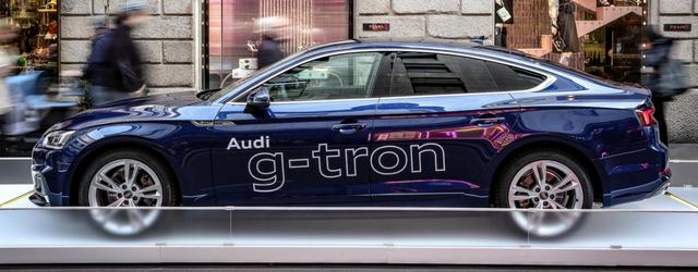 Auto a metano Audi A5 g-tron