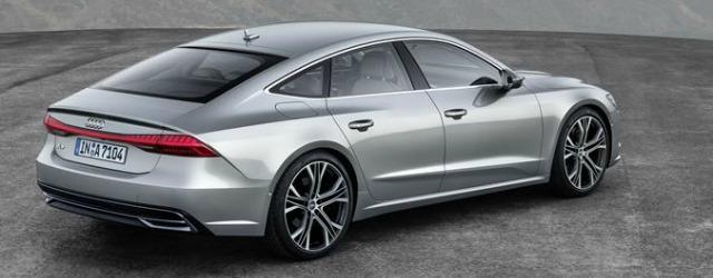 Audi A7 Sportback mild hybrid