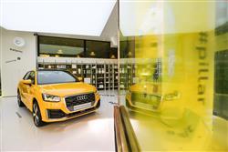 Audi Q2 salone del mobile