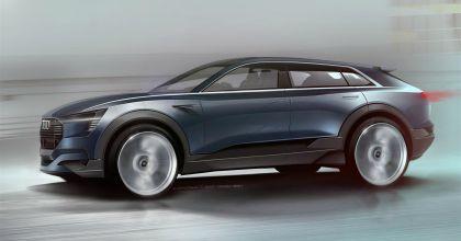 Audi e-tron quattro concept bozzetto