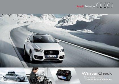 Audi WinterCheck