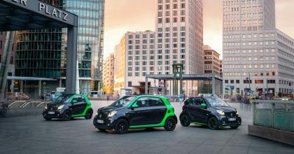 Auto elettrica Smart: il progetto con Enel