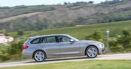 esterni BMW Serie 3 2015