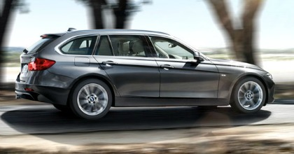 BMW Serie 3 Touring Business Automatica