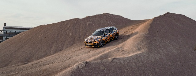 BMW X2 Salone di Detroit 2018