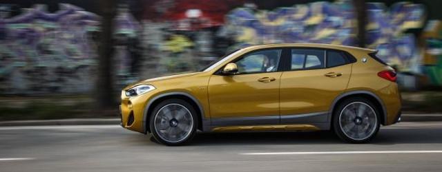 Salone di Ginevra 2018 nuova BMW X2