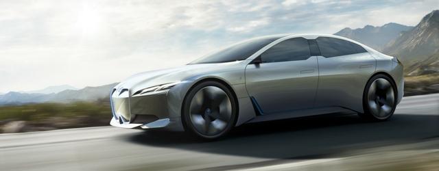 BMW al Salone di Francoforte 2017 concept