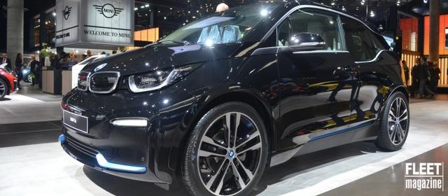 BMW al Salone di Francoforte 2017 presenta la nuova i3s