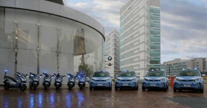 BMW i3 Expo 2015