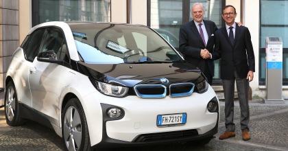 BMW online store elettrica i3