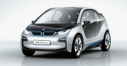 BMW i3, la nuova serie ad alimentazione elettrica