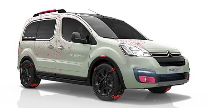 Citroen Berlingo Mountain Vibe Concept