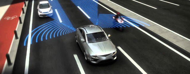 Blind Spot Detection Adas