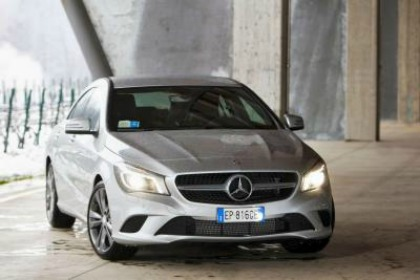 La nuova Mercedes-Benz CLA