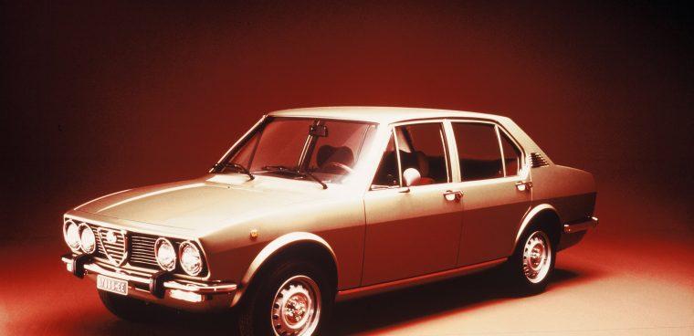 La Alfa Romeo 1972
