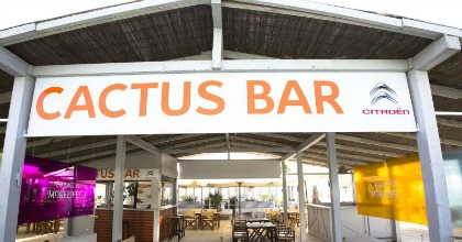 Cactus bar Citroen