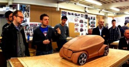 Design automobile politecnico