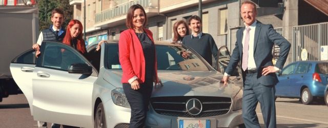 Carpooling aziendale JoJob squadra