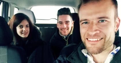 Carpooling Jojob