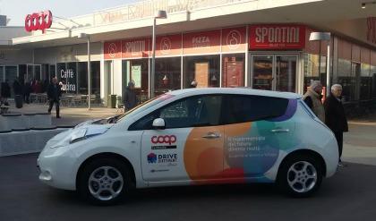 Car server Coop auto elettrica