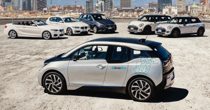Car sharing BMW i3 Milano