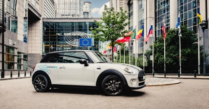 Car sharing BMW Mini