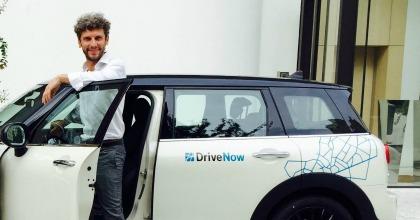 Car sharing DriveNow Andrea Leverano