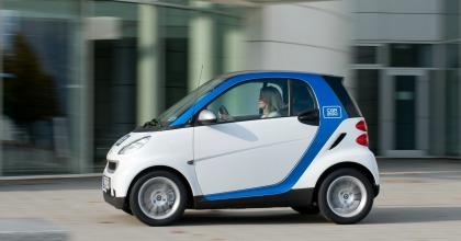 Smart Car2Go, car sharing privato