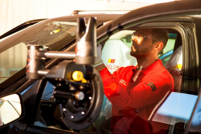 Carglass tecnico: riparazioni auto